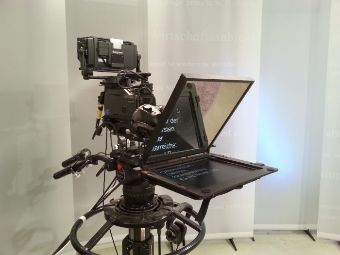 Teleprompter Rental by MGL Videoproduktion